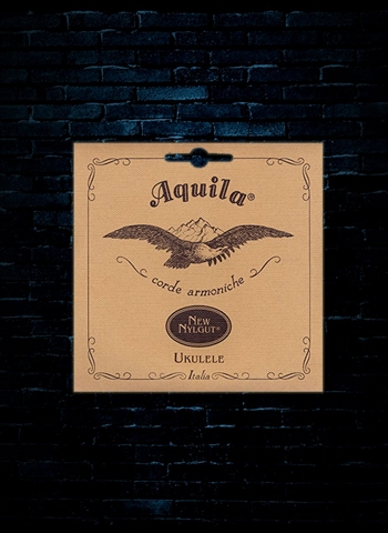 Aquila 5U Soprano Ukulele Strings- Low Wound G
