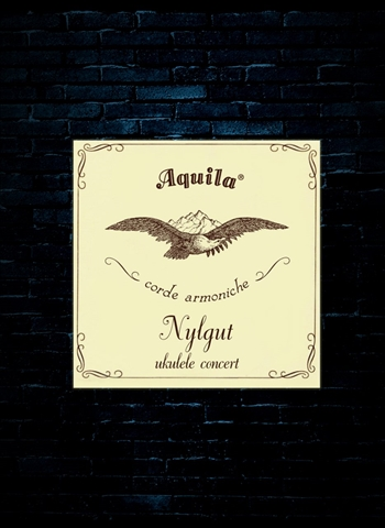Aquila 7U Concert Ukulele Strings- High G