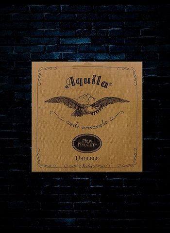 Aquila 4U Soprano Ukulele Strings- High G