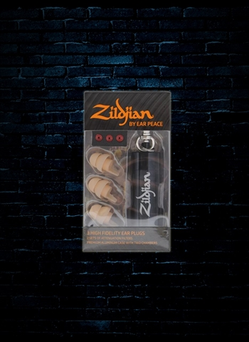 Zildjian ZPLUGSL - HD Ear Pugs - Light