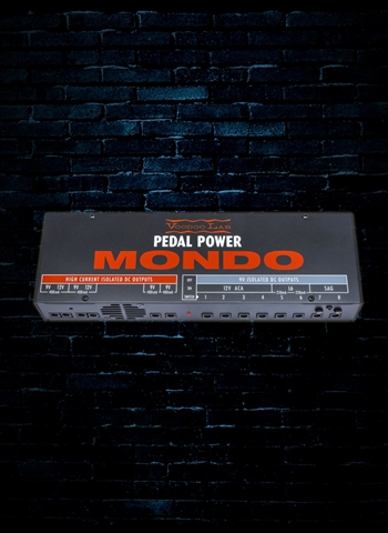 Voodoo Labs Pedal Power Mondo High Current Pedal Power Supply
