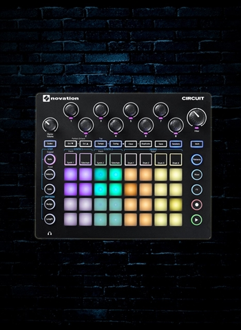 Novation Circuit Groove Box Controller