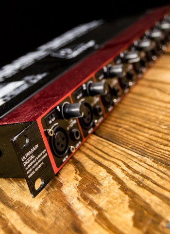 Behringer ADA8200 8-Channel ADAT Audio Interface