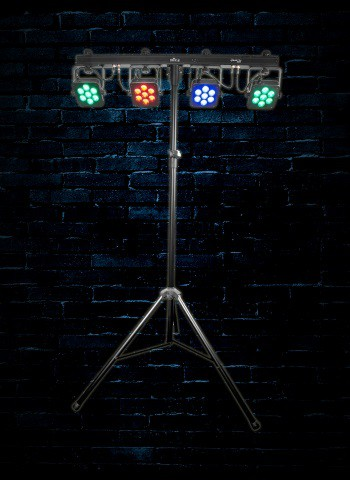 Chauvet 4BAR Tri USB - LED Wash Light System