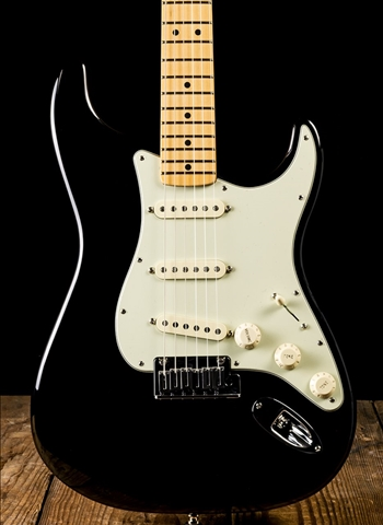 Fender The Edge Signature Stratocaster - Black