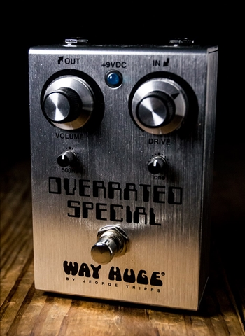Way Huge WHE208 Overrated Special Overdrive Pedal