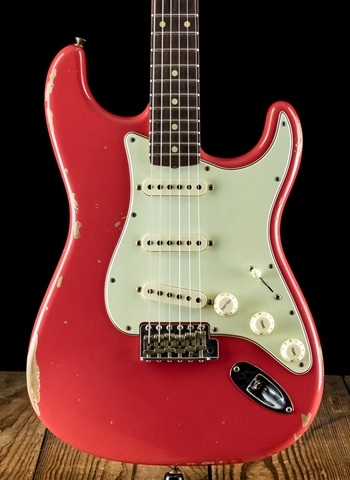 Fender 1961 Relic Stratocaster - Fiesta Red