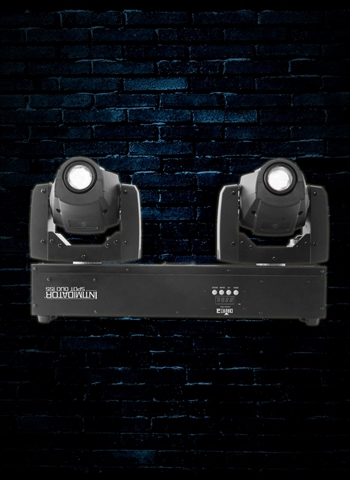 Chauvet DJ Intimidator Spot Duo 155 - 2 LED Moving Head Lights Fixture