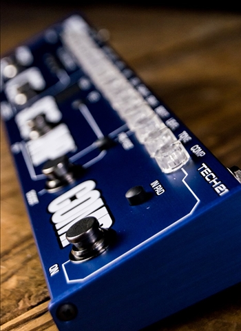 Tech 21 Bass Fly Rig Multi-Effects Pedal