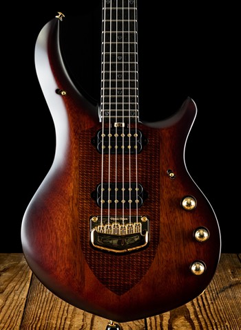 Music Man JP Majesty Artisan - Marrone