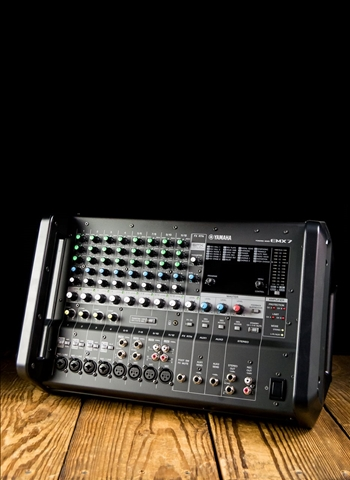 Yamaha EMX7 - 12-Channel Powered Mixer
