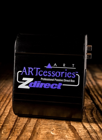 ART XDirect Professional Active Direct Box