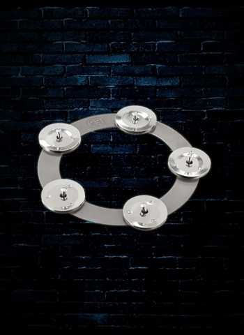 "Meinl CRING - 6"" Stainless Steel Ching Ring"