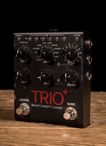 DigiTech TRIO+ Band Creator + Looper Pedal *USED*