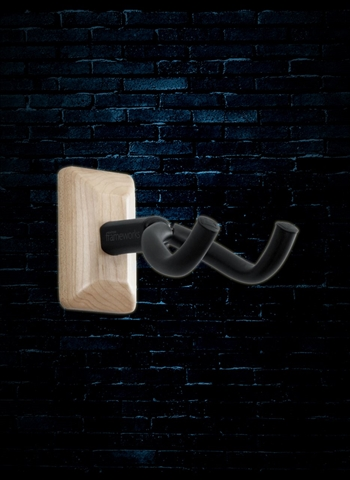 Frameworks GFW-GTR-HNGRMPL Wall Mount Guitar Hanger - Maple