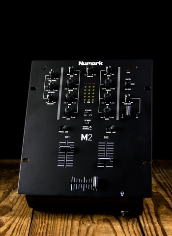 Numark M2 - 2-Channel DJ Scratch Mixer