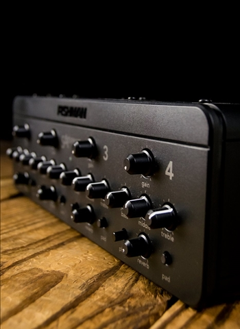 Fishman SA Expand - 4-Channel Expander Mixer