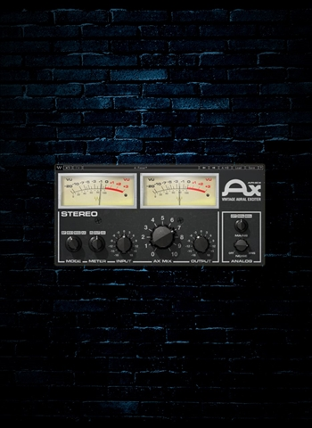Waves Aphex Vintage Aural Exciter Plug-In (Download)