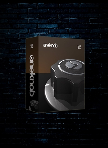 Waves OneKnob Series Software Bundle (Download)