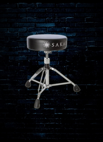 Sakae DT-200DR Double Braced Round Drum Throne
