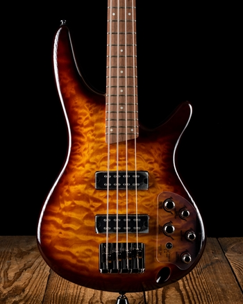 Ibanez SR400EQM - Dragon Eye Burst
