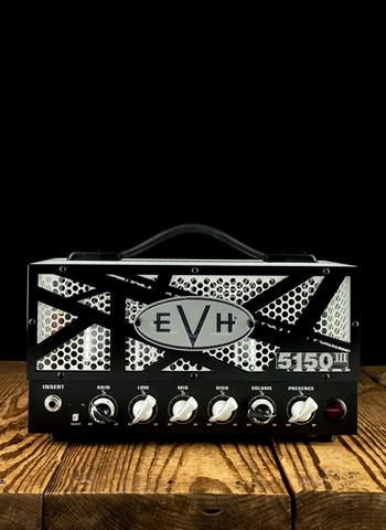 EVH 5150III - 15 Watt LBXII Guitar Head