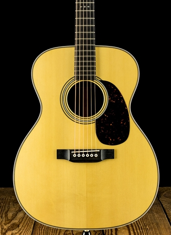 Martin Custom Shop 000-14 Italian Alpine/Wild East Indian Rosewood - Natural