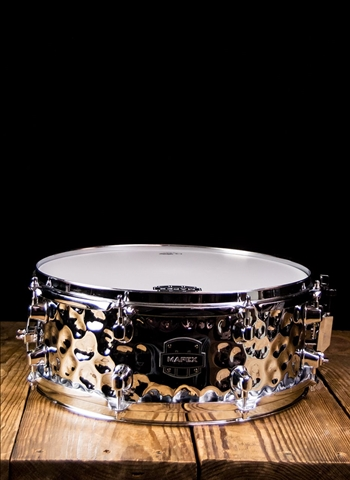 "Mapex MPST4558H - 5.5""x14"" MPX Steel Hammered Snare Drum"