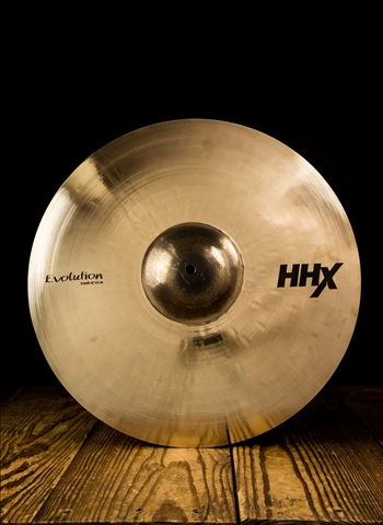 "Sabian 11806XEB - 18"" HHX Evolution Crash"
