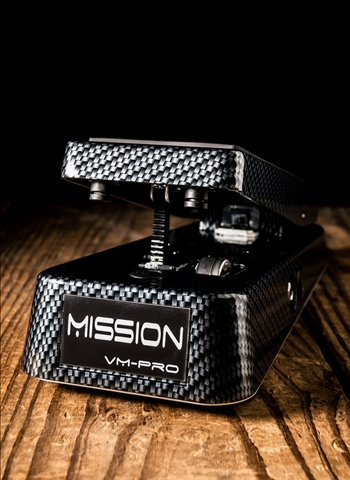 Mission Engineering VM-PRO Volume Pedal - Carbon