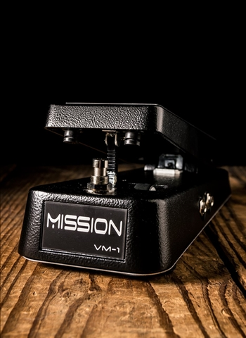 Mission Engineering VM-1 Volume Pedal - Black