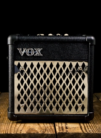"VOX Mini5 Rhythm - 5 Watt 1x6.5"" Guitar Combo - Black"