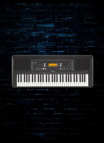 Yamaha PSR-E363 - 61-Key Portable Keyboard