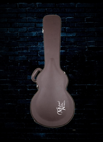 Michael Kelly MKCSPAT Patriot Electric Guitar Case - Brown