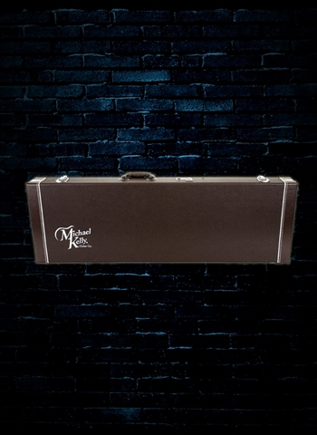 Michael Kelly MKCS5060 1950s/1960s Electric Guitar Case - Brown