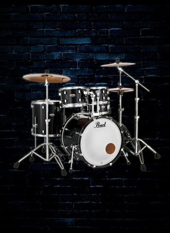 Pearl DMP925SP/C Decade Maple 5-Piece Drum Set - Black Ice