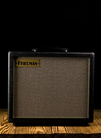"Friedman Dirty Shirley 112 - 1x12"" Guitar Cabinet - Black"