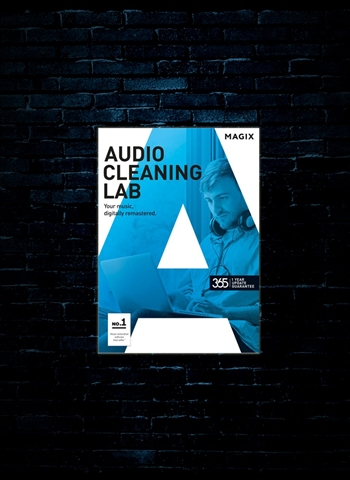 MAGIX Audio Cleaning Lab Software (Download)