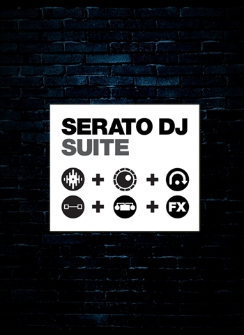 Serato DJ Suite Software Bundle (Download)