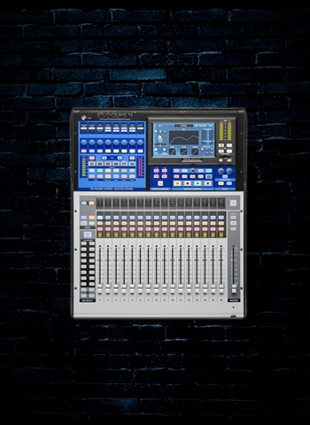 PreSonus StudioLive 16 Series III - 16-Channel Digital Mixer/Recorder