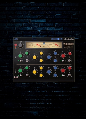 Boz Digital Hoser XT and +10db Plug-In Bundle (Download)