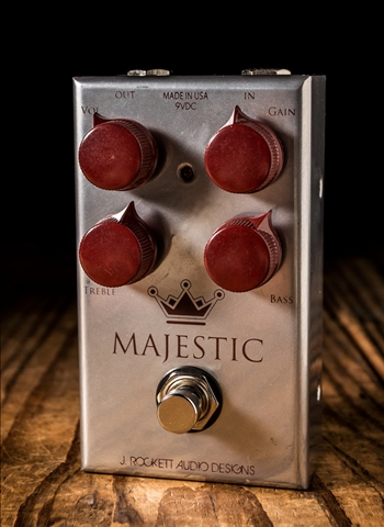 Rockett Pedals The Majestic Overdrive Pedal