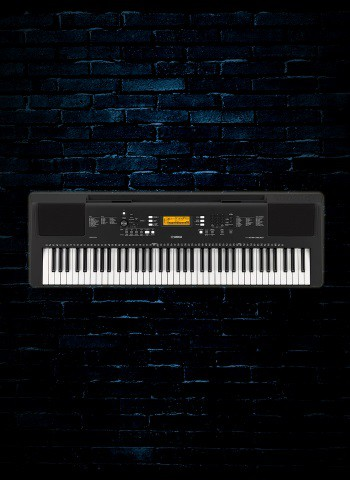 Yamaha PSR-EW300 - 76-Key Portable Keyboard
