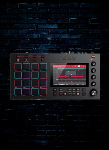Akai MPC Live - Standalone Sampler/Sequencer