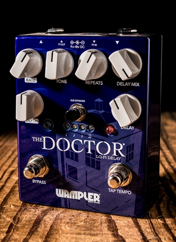 Wampler The Doctor - LoFi Ambient Delay Pedal