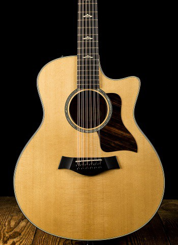 Taylor 656ce - Natural