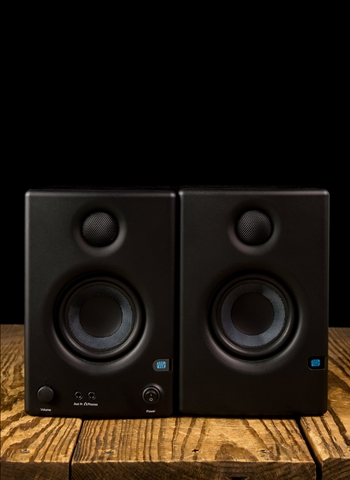 "PreSonus Eris E3.5 - 25 Watt 1x3.5"" Powered Studio Monitors (Pair) - Black"