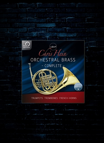 Best Service Chris Hein Orchestral Brass Complete Plug-In (Download)