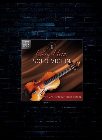 Best Service Chris Hein Solo Violin Plug-In (Download)