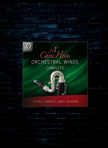 Best Service Chris Hein Winds Complete Plug-In (Download)